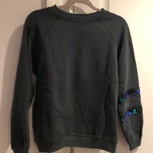 Zara girls sweater